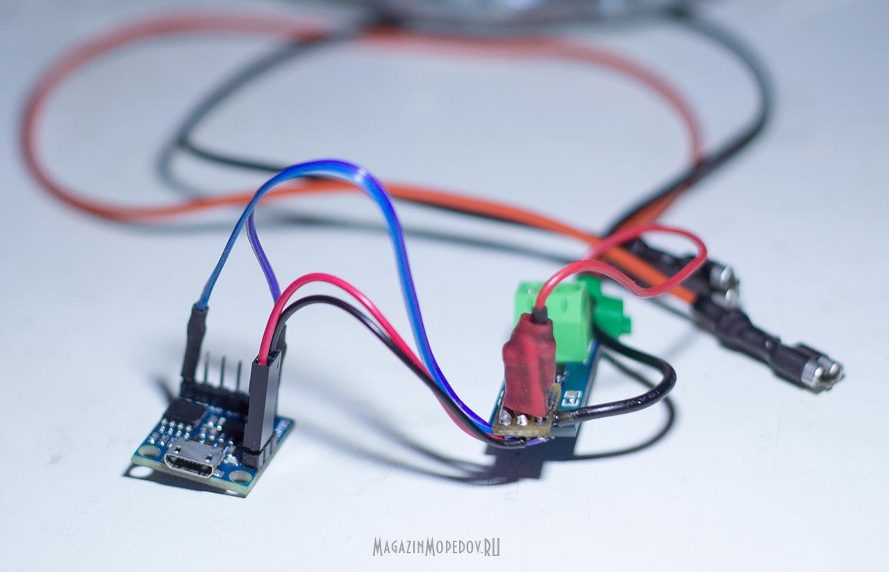 Различная вспомогательная электроника и Ардуино