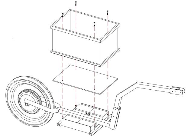 простая схема моторизации